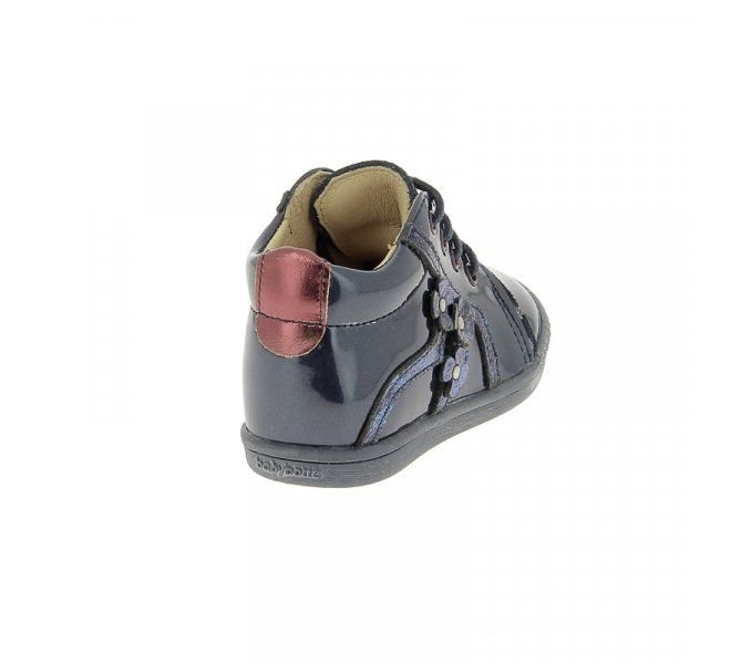 Bottines fille - BABYBOTTE - Bleu marine