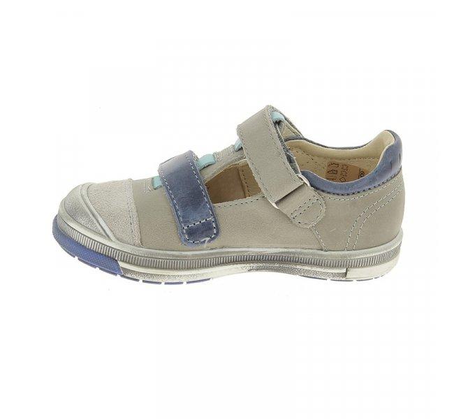 Chaussures à lacets garçon - GBB - Gris