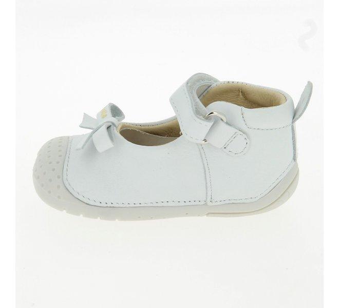 Chaussures femme - BABYBOTTE - Blanc
