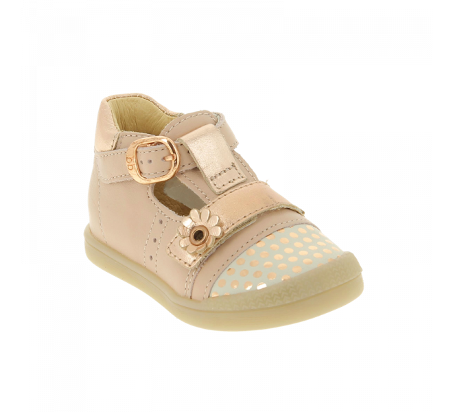 Bottines été fille - BABYBOTTE - Rose