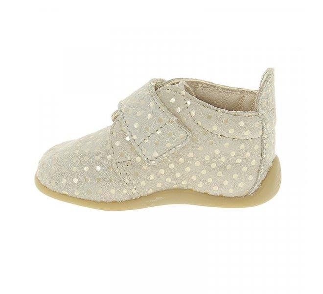 Chaussures femme - BOPY - Beige