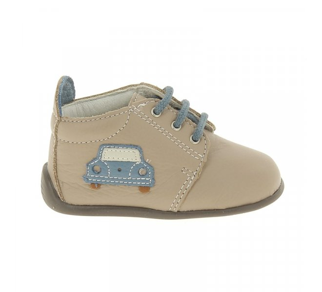 Chaussures homme - BOPY - Beige