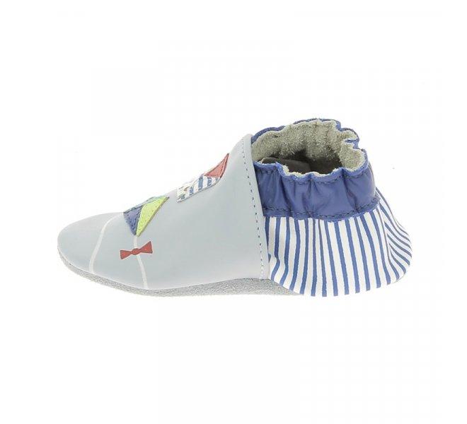 Chaussures homme - ROBEEZ - Bleu ciel