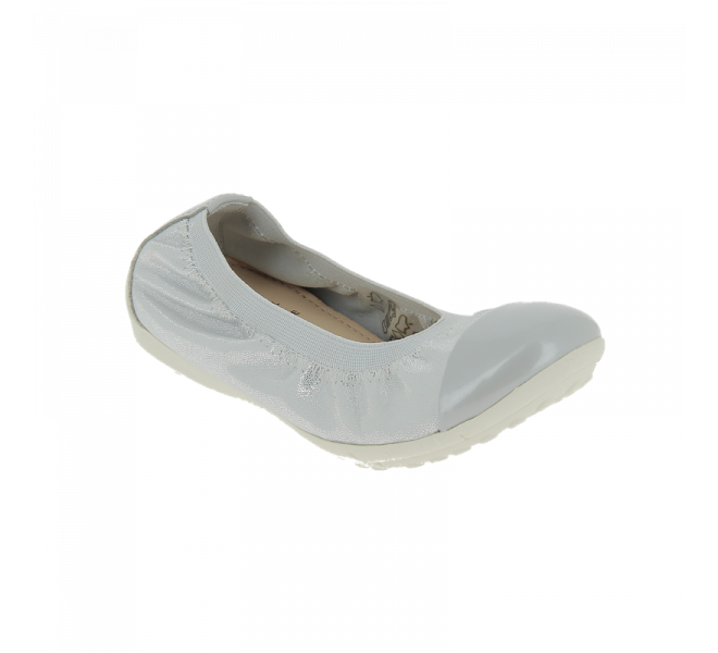 Chaussures femme - GEOX - Gris argent
