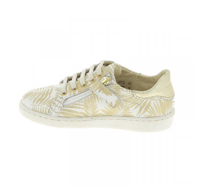 Baskets fille - SHOO POM - Blanc