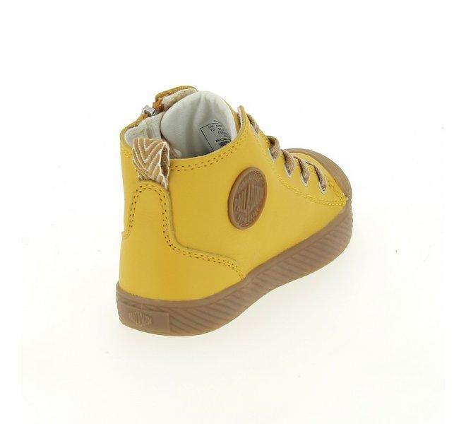 Chaussures homme - PALLADIUM - Jaune