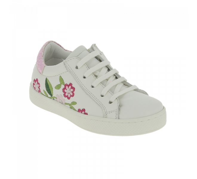Chaussures femme - APPLES & PEARS  - Blanc