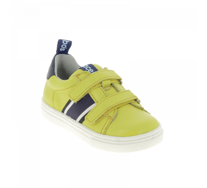 Chaussures homme - ACEBOS - Jaune