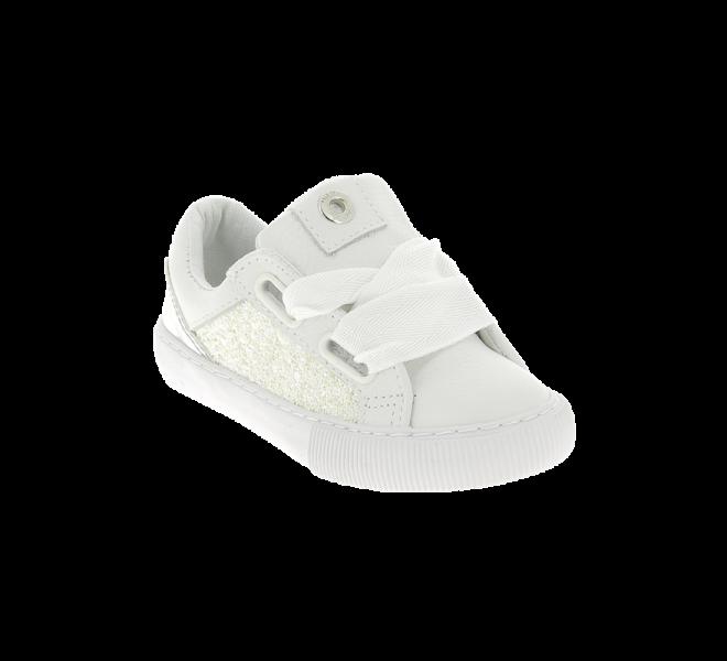 Baskets fille - UNISA - Blanc