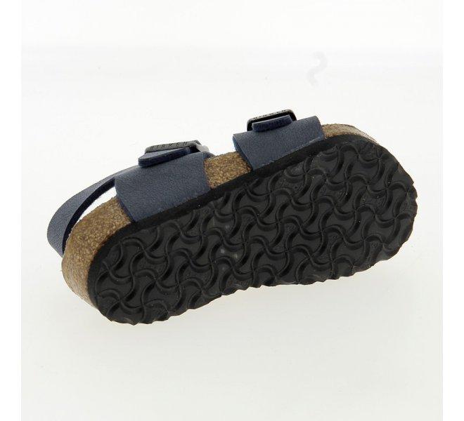 Nu-pieds garçon - BIRKENSTOCK - Bleu marine