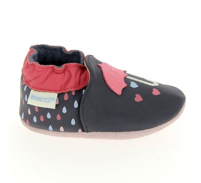 Chaussures femme - ROBEEZ - Bleu marine