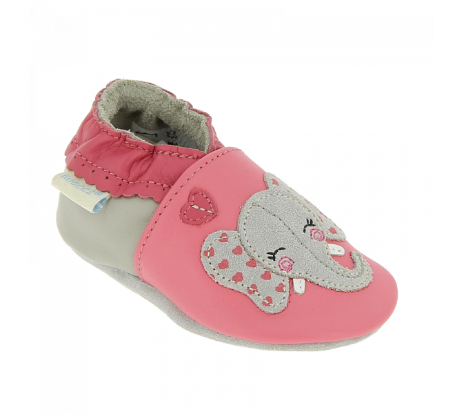 Chaussures femme - ROBEEZ - Rose