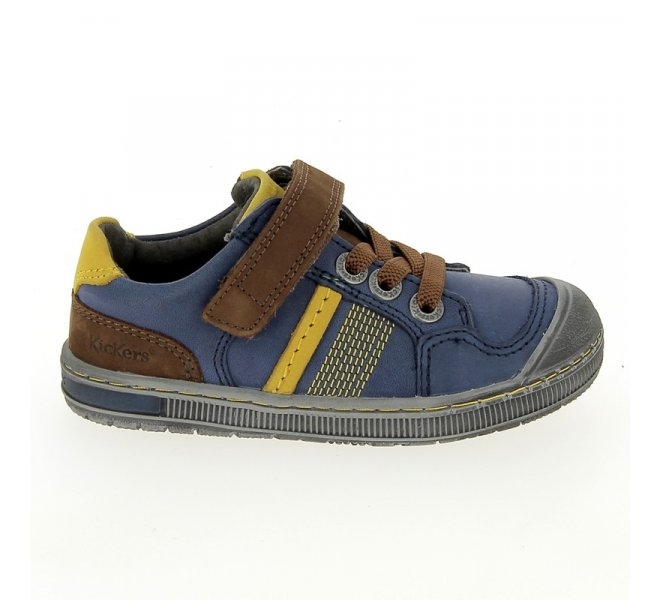 acheter populaire 06e9b 2760c Chaussures homme - KICKERS - Bleu marine