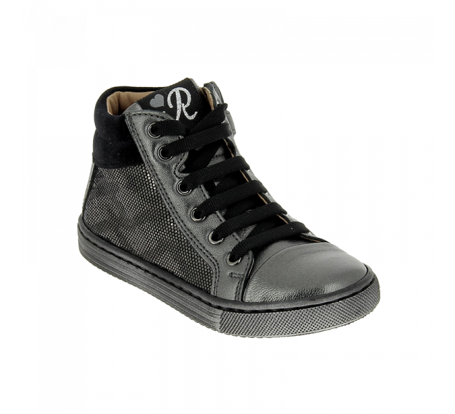 Bottines fille - ROMAGNOLI - Gris