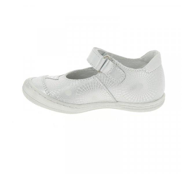 Chaussures femme - BELLAMY - Gris argent