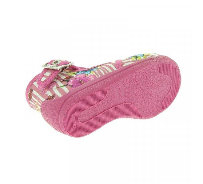 Chaussures femme - BELLAMY - Rose