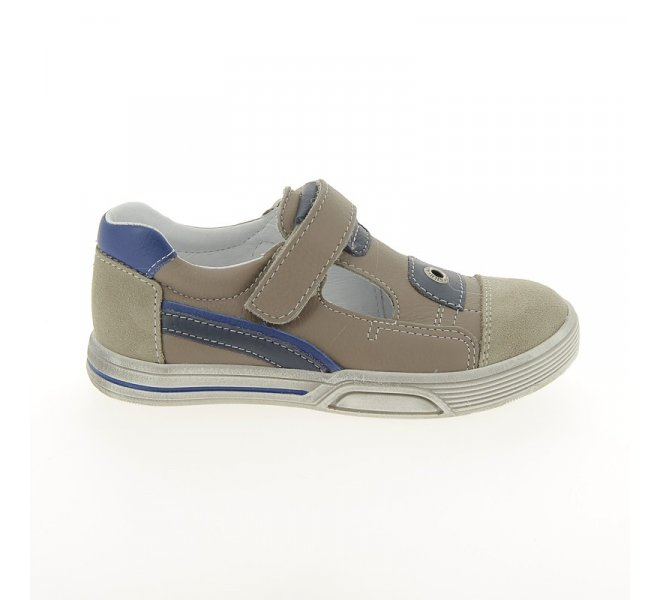 Chaussures homme - CHAUSSMOME - Taupe