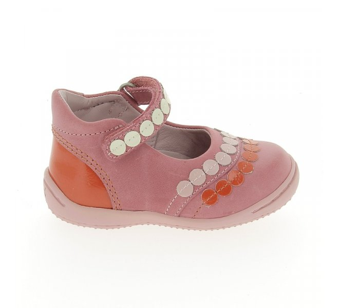 Chaussures femme - KICKERS - Rose