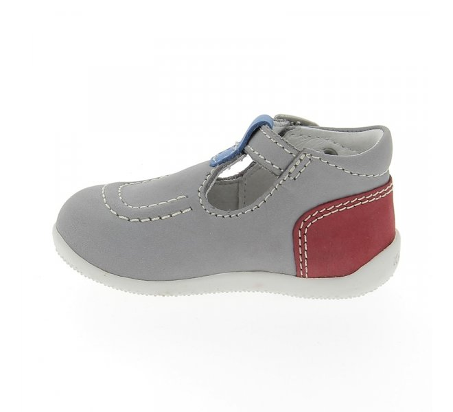 Chaussures homme - KICKERS - Gris