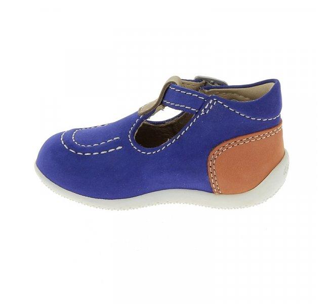 Chaussures homme - KICKERS - Bleu