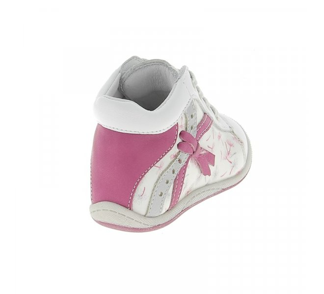 Bottines fille - BABYBOTTE - Blanc