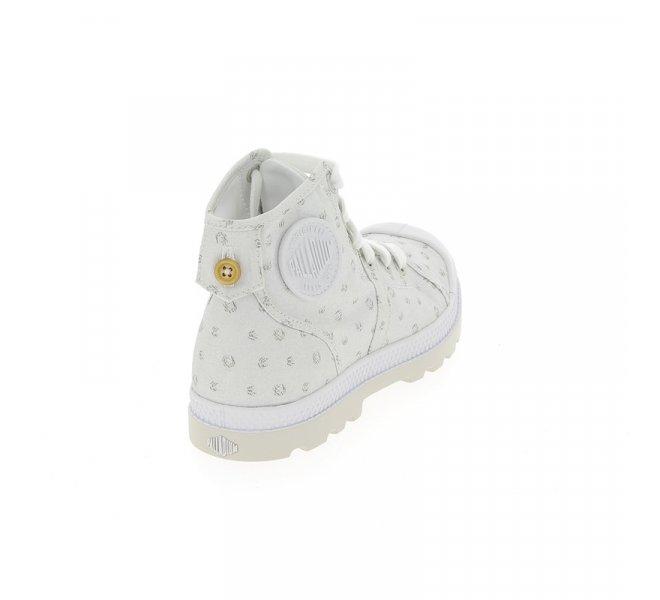Chaussures femme - PALLADIUM - Blanc