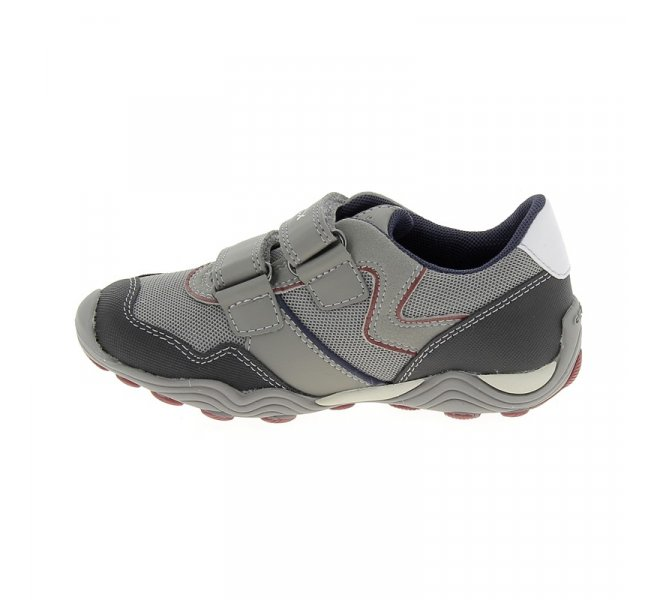 Chaussures homme - GEOX - Gris