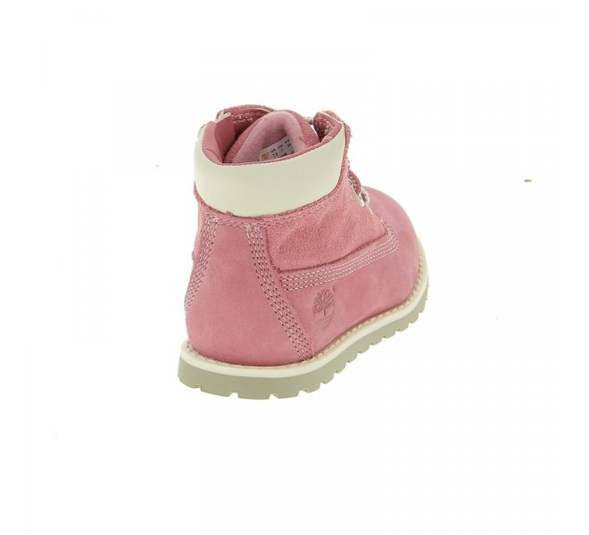 Bottines fille - TIMBERLAND - Rose