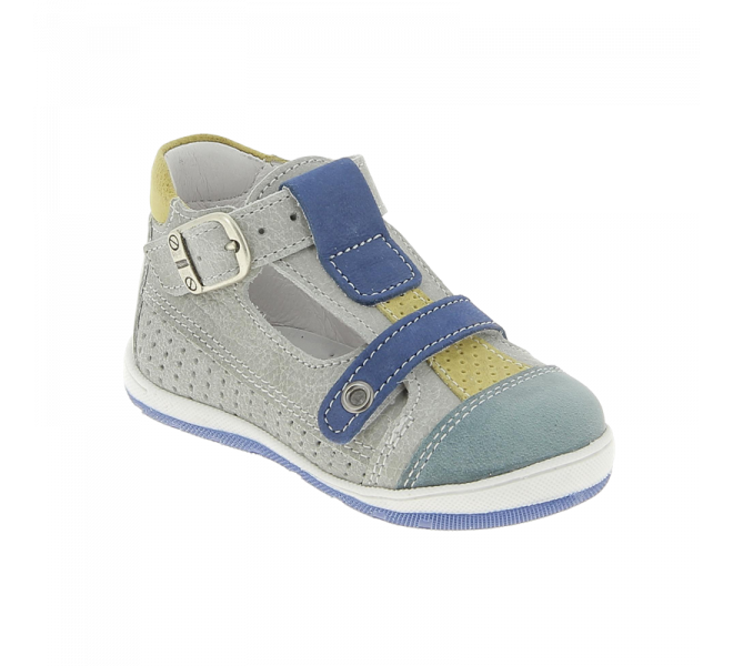 Chaussures homme - BELLAMY - Gris