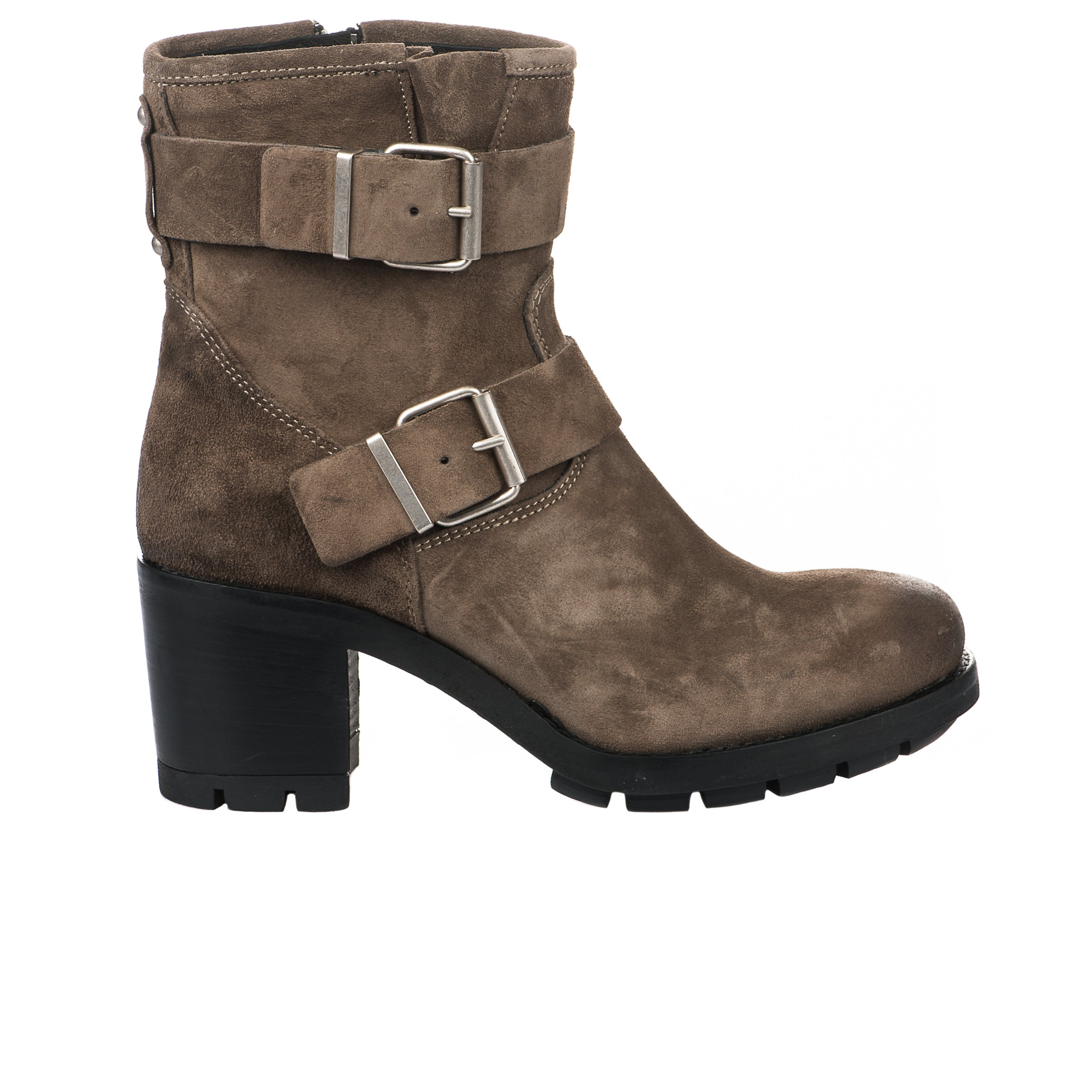 Boots Paoyama taupe femme FREE 70 66055