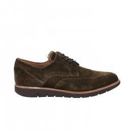 Chaussures à lacets homme - SCHMOOVE - Kaki