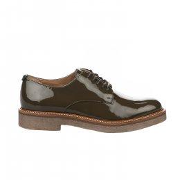 Chaussures basses femme - KICKERS - Kaki