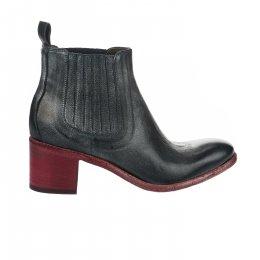Boots femme - JP/DAVID - Bleu gris