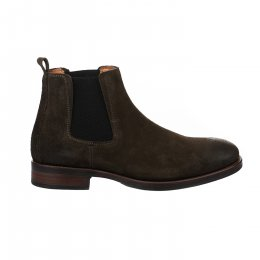 Boots homme - FIRST COLLECTIVE - Kaki
