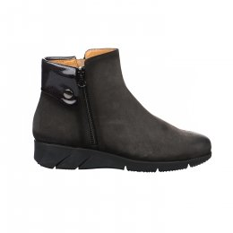 Boots femme - HDC - Gris