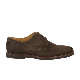 Chaussures à lacets homme - PELLET - Marron