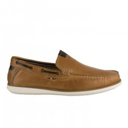 Mocassins homme - FIRST COLLECTIVE - Naturel