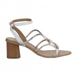 Nu pieds femme - FEMME  PLUS - Blanc