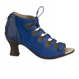 Nu pieds femme - CASTA  - Bleu royal
