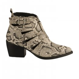 Boots femme - ALPE - Python