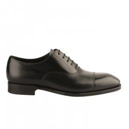 Chaussures à lacets homme - BALLCO - Noir