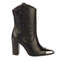 Boots femme - BRONX - Noir