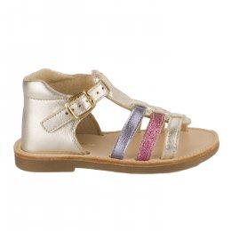 Nu-pieds fille - CHAUSSMOME - Multicolore