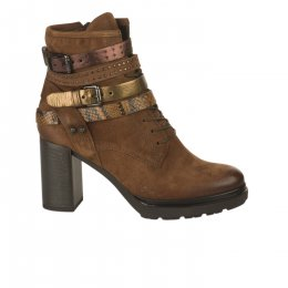 Bottines femme - MJUS - Naturel