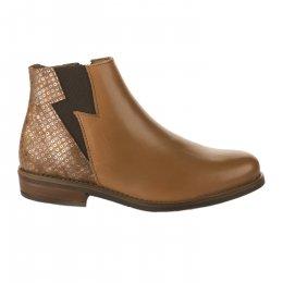 Boots fille - BELLAMY - Naturel