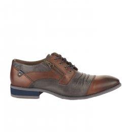 Chaussures à lacets homme - KDOPA - Marron fonce