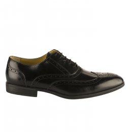 Chaussures à lacets homme - STEPTRONIC - Noir