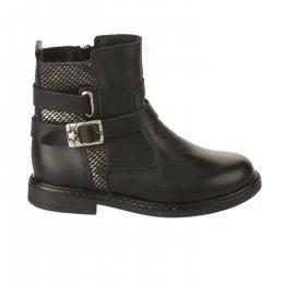 Boots fille - BOPY - Noir