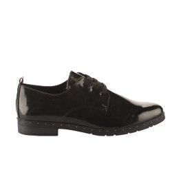 Chaussures à lacets femme - MARCO TOZZI - Gris fonce