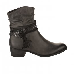 Boots femme - MARCO TOZZI - Gris anthracite